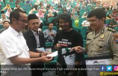 AHM dan UIN Sunan Ampel Rilis Buku Fiqih Lalu Lintas - JPNN.com