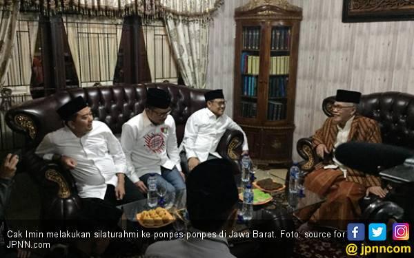 Mondok di Ponpes Al Amin, Cak Imin Ingat Memori Jombang - JPNN.com