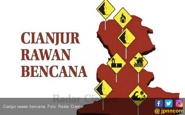 Cianjur Peringkat Satu Rawan Bencana di Indonesia - JPNN.com