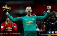 Tottenham Hotspur 0, Manchester United 1, David De Gea 11 - JPNN.com