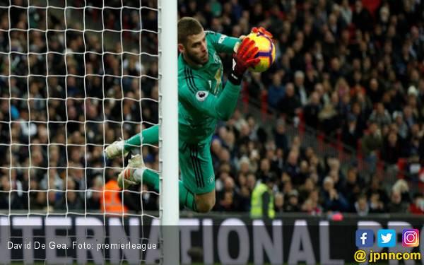 David De Gea Bakal Terima Gaji Rp 6,49 Miliar per Pekan di Manchester United - JPNN.com