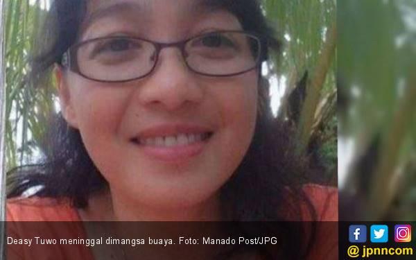 Kata Petugas yang Mandikan Jenazah si Cantik Dimangsa Buaya - JPNN.com