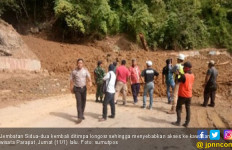Kemen-PUPR Cari Solusi Atasi Longsor di Jembatan Sidua-dua - JPNN.com