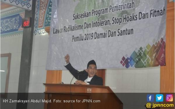 MUI Imbau Jemaah Perangi Hoaks yang Masuk ke Masjid - JPNN.com