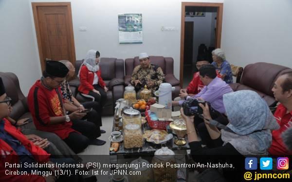 PSI Puji Kerukunan Pemuka Agama di Cirebon - JPNN.com