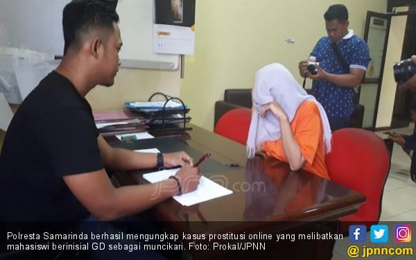 Jadi Muncikari, Mahasiswi Jual Teman ke Pria Hidung Belang - JPNN.com
