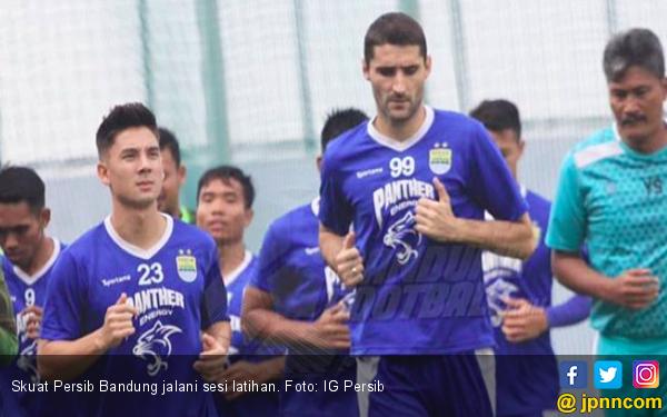 Radovic Puas Lihat Kondisi Fisik Pemain Maung Bandung - JPNN.com