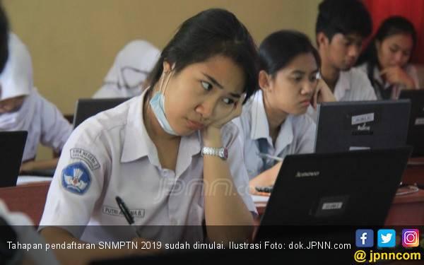 Siang Ini, 613.860 Siswa Sudah Bisa Daftar SNMPTN - JPNN.com