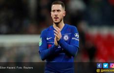 Sarri Masih Berharap Hazard Bertahan di Chelsea - JPNN.com