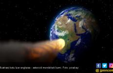 Jelang Lebaran, Asteroid Berbahaya Dekati Bumi, Ini Perhitungan Lapan - JPNN.com