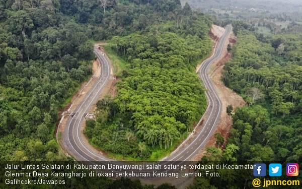 Sensasi Mudik Lewat Jalur Lintas Selatan dari Surabaya Hingga Pacitan - JPNN.com
