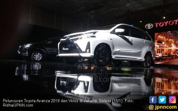 Kunci Optimisme Toyota Patok Target Tinggi ke Avanza 2019 - JPNN.com