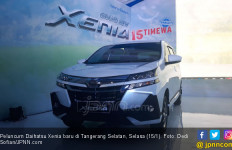 Penjualan Daihatsu pada 2019 Turun - JPNN.com
