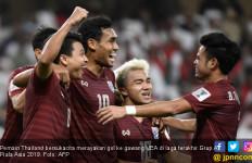 Thailand ke 16 Besar Piala Asia 2019, India Bernasib Tragis - JPNN.com