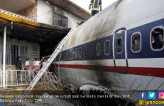 Salah Koordinat, Pesawat Kargo Iran Tabrak Rumah - JPNN.com