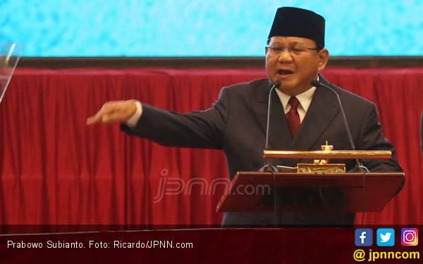 Prabowo: Rakyat Indonesia Tidak Mau Dibohongi Lagi - JPNN.com