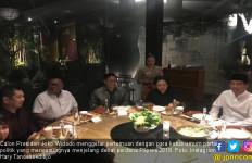 Permintaan Jokowi kepada Ketum Parpol Pendukung - JPNN.com