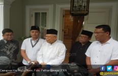 BJ Habibie Meninggal Dunia: Kiai Ma'ruf Amin Bilang Begini - JPNN.com
