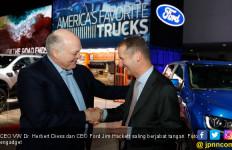 Ingin Hemat Biaya, Volkswagen dan Ford Jalin Kemesraan - JPNN.com
