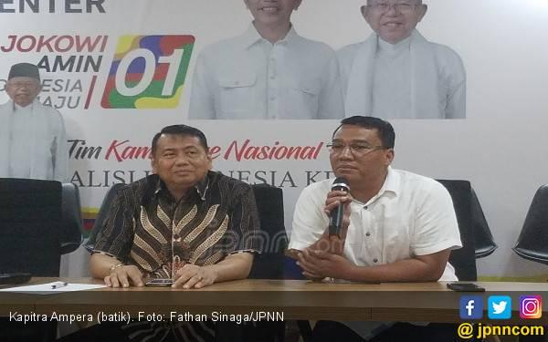 Kapitra Minta Amien Rais Lunasi Utang Masa Pilpres 2014 - JPNN.com
