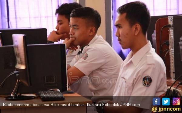 Tahun Ini Beasiswa Bidikmisi juga Untuk Mahasiswa PTS - JPNN.com