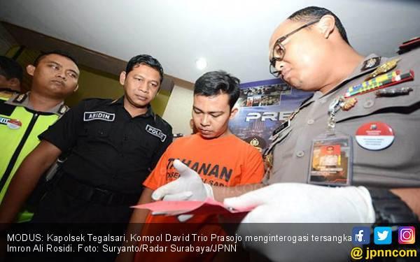 Cemburu Buta, Imron Sekap Pacar 2 Hari, Gituin 4 Kali - JPNN.com