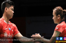Setelah 85 Menit, Praveen / Melati Tumbang di Final New Zealand Open 2019 - JPNN.com