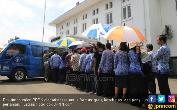 Usulan Ulang Formasi PPPK Tahap Satu Ditunggu Hingga 11 Maret - JPNN.com