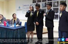 Siswa Sekolah Global Sevilla Raih 112 Medali Emas dari WSC - JPNN.com