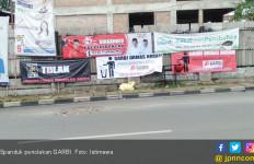 Spanduk Tolak Garbi Bermunculan di Jabodetabek - JPNN.com