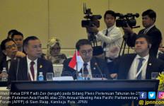 Fadli Zon Ajak Parlemen Asia Pasifik Pelopori Perdamaian - JPNN.com