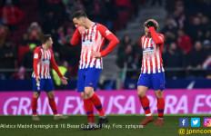 Copa del Rey: Real Madrid Lolos 8 Besar, Atletico Tumbang - JPNN.com