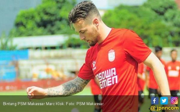 Kontrak Diperpanjang, Bintang PSM Tidak Sabar Jadi WNI - JPNN.com