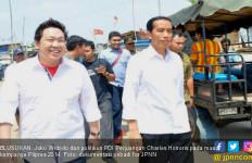 LSI Unggulkan Jokowi Lagi, Charles PDIP Sebut Kubu Prabowo Kian Kedodoran - JPNN.com