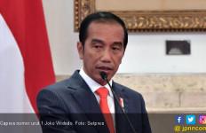 Respons Jokowi Soal Prabowo Diserang Tabloid Indonesia Barokah - JPNN.com