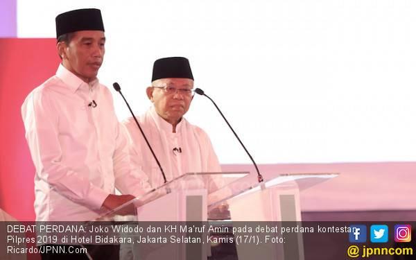 Yakinlah, Mayoritas Habib Dukung Jokowi - Ma'ruf - JPNN.com