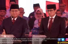 Bicara Penegakan Hukum, Prabowo Berjanji Naikkan Gaji Aparat - JPNN.com