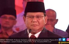Caleg Gerindra Mantan Koruptor, Ini Reaksi Prabowo - JPNN.com
