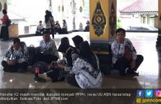 4 Instruksi Penting Pimpinan Honorer K2 Jelang Rekrutmen CPNS dan PPPK - JPNN.com