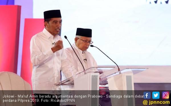 Gerakan Tani Nelayan Nusantara Indonesia Dukung Jokowi - Kiai Ma'ruf - JPNN.com