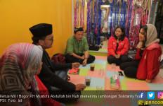 Ketua MUI Bogor Minta PSI Konsisten Melawan Korupsi - JPNN.com