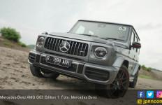 Mercedes Benz AMG G63 Edition 1 Banjir Fitur Mewah - JPNN.com