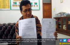 Muncul Tudingan Ijazah SMA Milik Jokowi Palsu, Faktanya? - JPNN.com