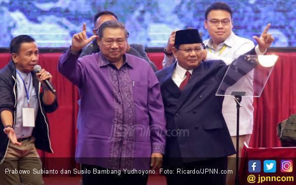 Syarief Pastikan SBY Tak Ikuti Manuver Prabowo Temui Ketum Parpol Pendukung Jokowi - JPNN.com