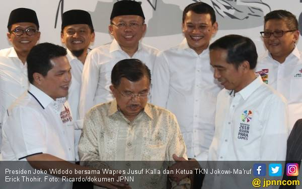 Erick Thohir: Terima Kasih, Rakyat Indonesia - JPNN.com