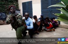 Militan Menyerang saat Tamu Hotel Asyik Makan Siang - JPNN.com