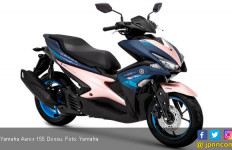 Yamaha Aerox dan MX-King Edisi Terbatas untuk 4 Negara Asean - JPNN.com