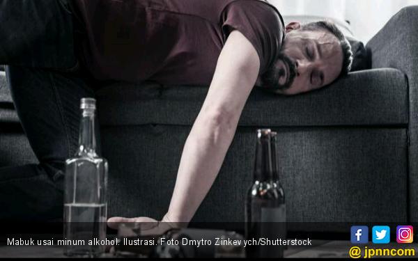 7 Manfaat ini Akan Terjadi Bila Anda Berhenti Minum Alkohol - JPNN.com