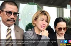Berstatus Tersangka KDRT, Nikita Mirzani: Masa Orang yang aku Cintai, aku Sakitin, gak Mungkin dong - JPNN.com