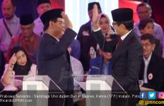 Debat Capres: Prabowo Menangkis Serangan Tajam Jokowi - JPNN.com